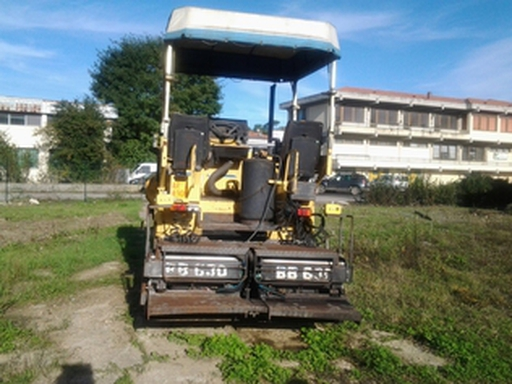 Finitrice BITELLI BB630